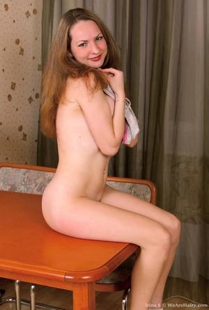 Teen xxx. Irina S is stunning and craves - XXX Dessert - Picture 7