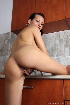 Hairy porn. She's not interested in cook - XXX Dessert - Picture 10