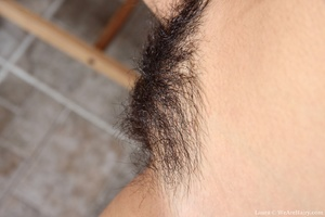 Hairy porn. She's not interested in cook - XXX Dessert - Picture 14