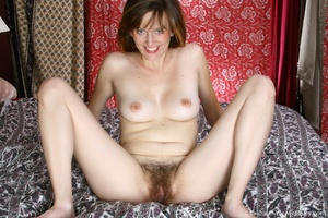Hairypussy. Beautifully hairy Sasha show - XXX Dessert - Picture 16