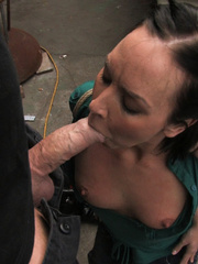 Xxx bondage. Julie Night - Fucked in the - Unique Bondage - Pic 3