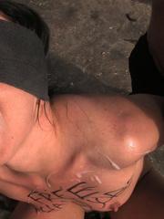 Xxx bondage. Julie Night - Fucked in the - Unique Bondage - Pic 8