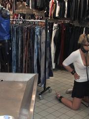 Xxx bondage. Hot German Blonde gets fucked - Unique Bondage - Pic 5