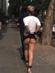 Xxx bondage. Hot German Blonde gets fucked - Unique Bondage - Pic 12