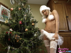 Blonde porno. Naughty Sarah likes to tak - XXX Dessert - Picture 6