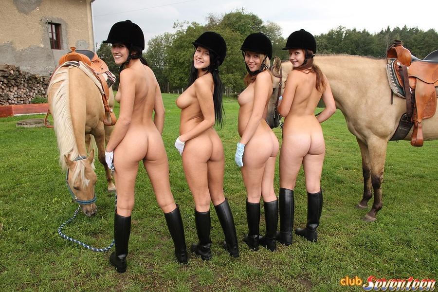 Pony Riding Porn