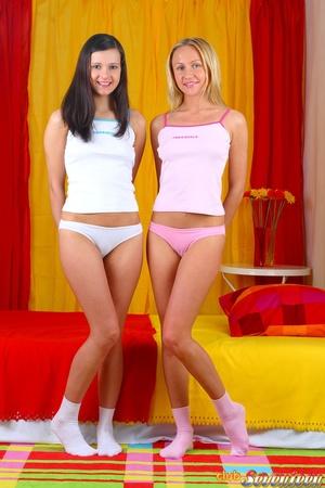 Xxx young skinny girlfriends