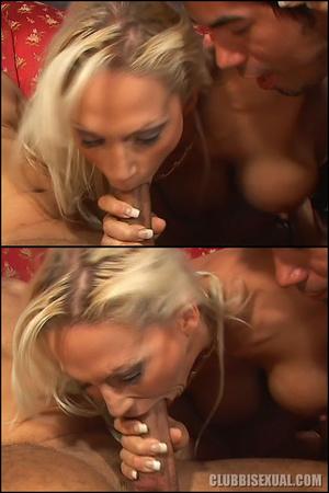 Bisex porn. Nikky Hunter Fucks a Guy wit - XXX Dessert - Picture 4