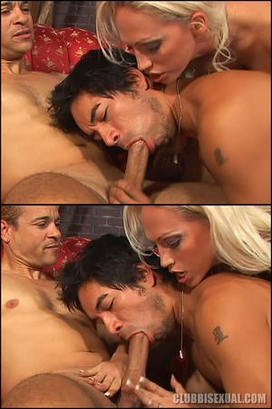 Bisex porn. Nikky Hunter Fucks a Guy wit - XXX Dessert - Picture 5