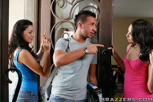 Young 18 teen sex. Tiffany Tyler pays he - XXX Dessert - Picture 5