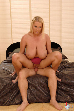 Super tits. Hot horny whore Laura M gets - XXX Dessert - Picture 11