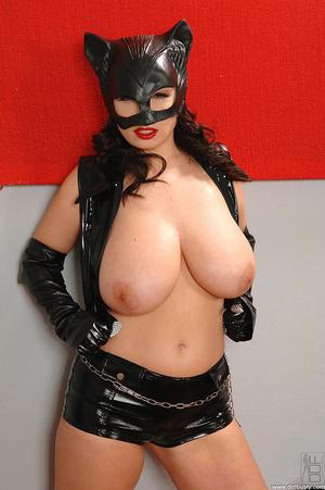 Milf catwoman