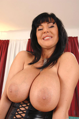 Best boobs. Big tits babe Kora masturbat - XXX Dessert - Picture 3