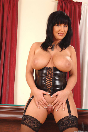 Best boobs. Big tits babe Kora masturbat - XXX Dessert - Picture 9