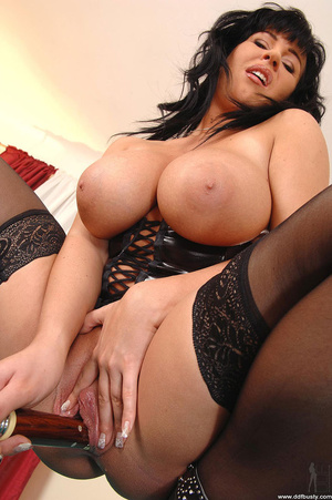 Best boobs. Big tits babe Kora masturbat - XXX Dessert - Picture 13
