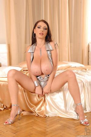 Big boobs porno. Busty babe Merilyn Seko - XXX Dessert - Picture 8