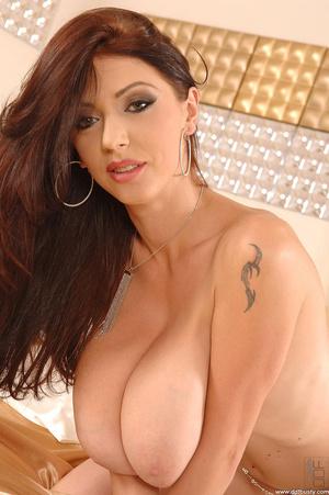 Big boobs porno. Busty babe Merilyn Seko - XXX Dessert - Picture 15