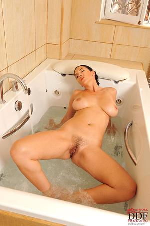 Xxx boobs. Busty brunette Jelena Jensen  - XXX Dessert - Picture 11