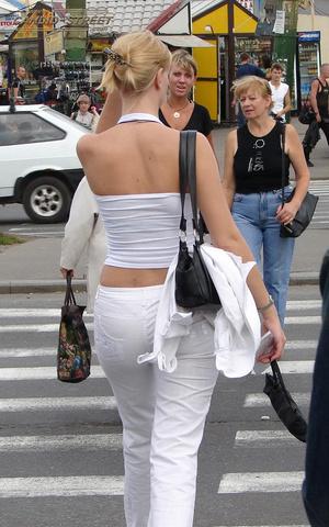 Real voyeur. Candid Street. - XXX Dessert - Picture 6