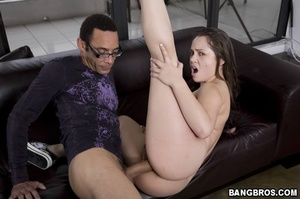 Big cock sex. She ate the hole monster. - XXX Dessert - Picture 13
