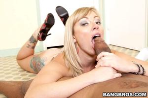Big penis sex. To wrap around Shorty Mac - XXX Dessert - Picture 8