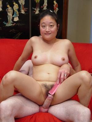 Hairy twat. Exotic Asian model Yoko taki - XXX Dessert - Picture 13