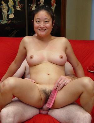 Hairy twat. Exotic Asian model Yoko taki - XXX Dessert - Picture 16
