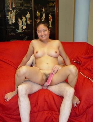 Hairy twat. Exotic Asian model Yoko taki - XXX Dessert - Picture 17