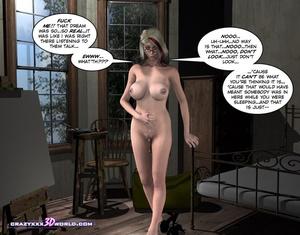 3d sex. Crazy xxx 3d world. - XXX Dessert - Picture 10
