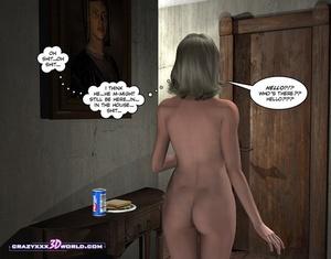3d sex. Crazy xxx 3d world. - XXX Dessert - Picture 15