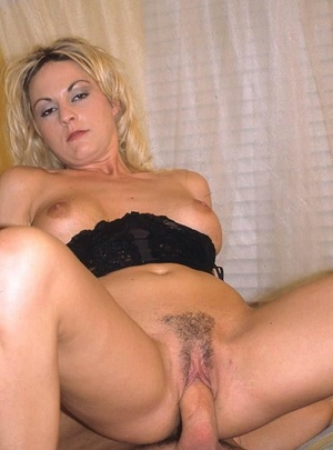 Hairy porn. Pretty blonde porn babe with - XXX Dessert - Picture 5