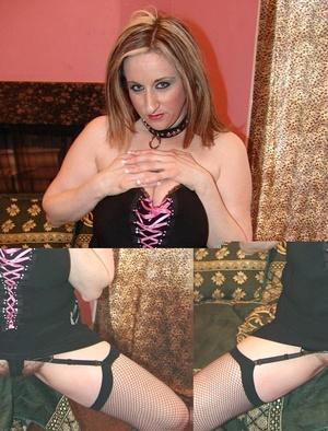 Horny hairy. Stacked blonde Kitty unleas - XXX Dessert - Picture 1