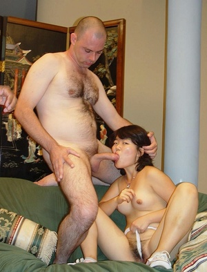 Hairy galleries. Sultry Asian model Kimb - XXX Dessert - Picture 5