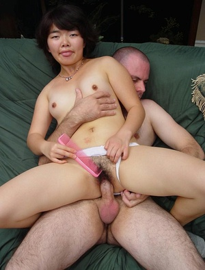 Hairy galleries. Sultry Asian model Kimb - XXX Dessert - Picture 14