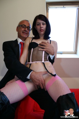 Old men fucking young girls. British str - XXX Dessert - Picture 7