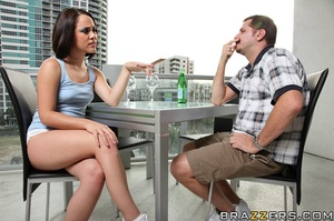 Hot mom sex. Kristina Rose fucks the nex - XXX Dessert - Picture 6