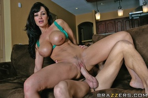 House wife sex. Lisa Ann husband cant sa - XXX Dessert - Picture 10