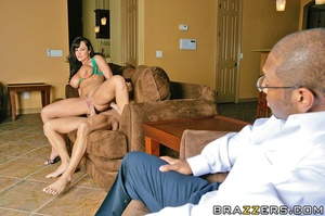 House wife sex. Lisa Ann husband cant sa - XXX Dessert - Picture 11
