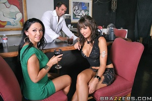 Beautiful milf. Cherokee and Lily pick u - XXX Dessert - Picture 4
