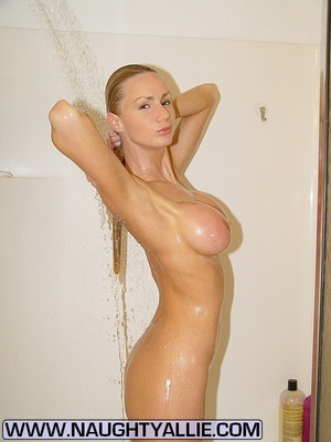 Cheating wife. Wife With 34D Tits Shower - XXX Dessert - Picture 8