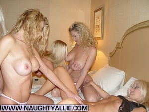 Housewive porn. Orgy With Seven Pussy Ea - XXX Dessert - Picture 3