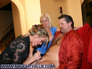 Xxx milf. Two Hot Wives Share Husbands S - XXX Dessert - Picture 2