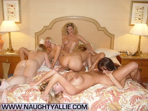 Dirty milfs. Hot Wives Eat Pussy In Mass - XXX Dessert - Picture 4