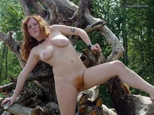 Teen xxx. Naked Redhead Hippie girls sho - Picture 18