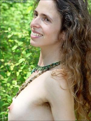 Voyeursex. Mature,Hairy Hippie goddess s - XXX Dessert - Picture 2