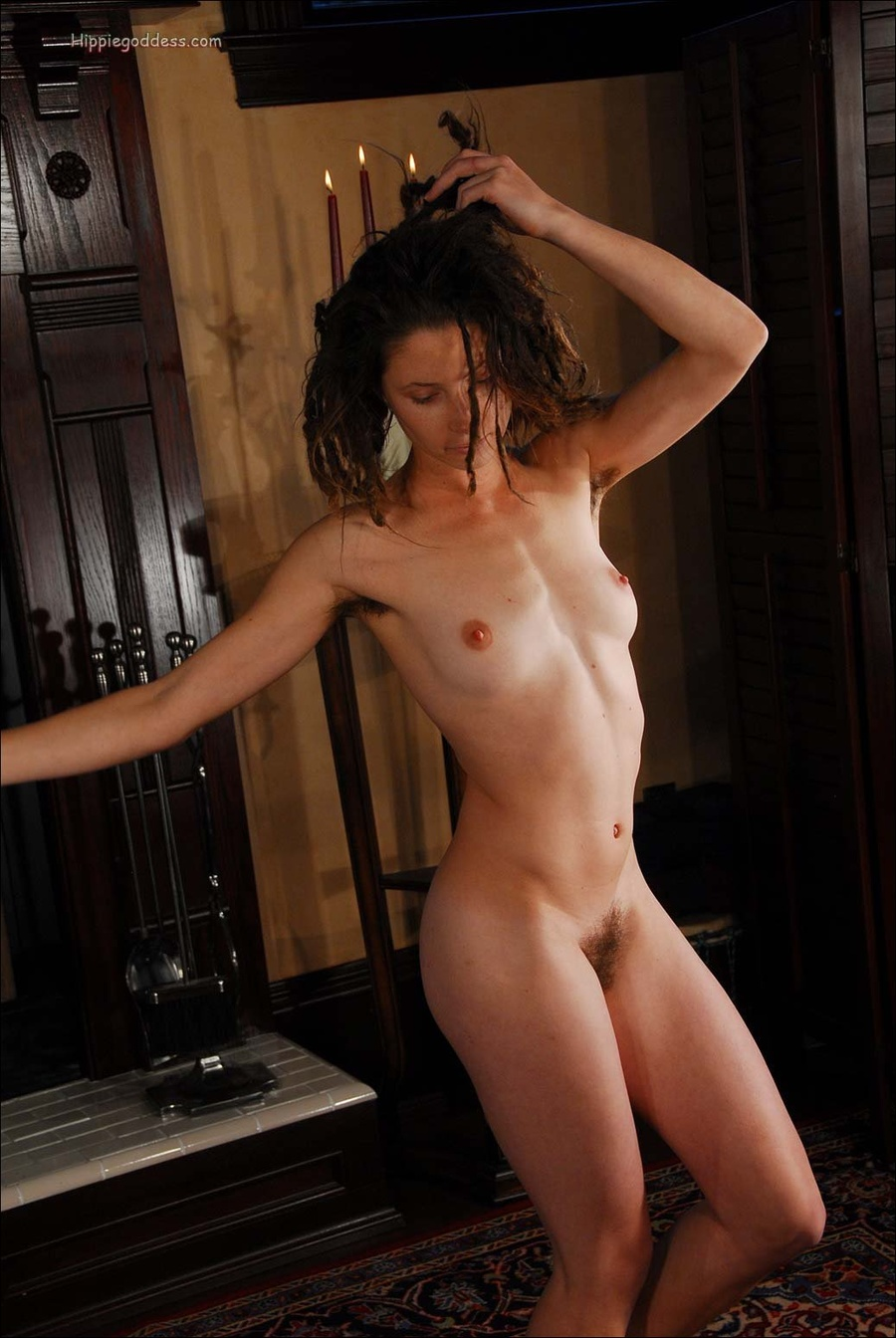 Voyeur Wife Exotic Hairy Hippie Girl Dance - Xxx Dessert -7088