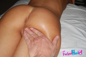 Xxx massage. Perfect blonde 18 year old  - XXX Dessert - Picture 11