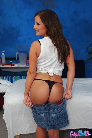 18 teen sex porn. Hot 18 year old brunet - XXX Dessert - Picture 3