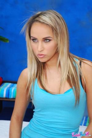 Xxx massage. Hot 18 year old Hungarian g - XXX Dessert - Picture 3