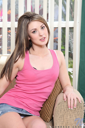 Young teen girls. Cute stuff Candace Cag - XXX Dessert - Picture 1